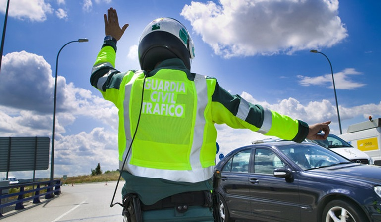 guardia civil soy motor