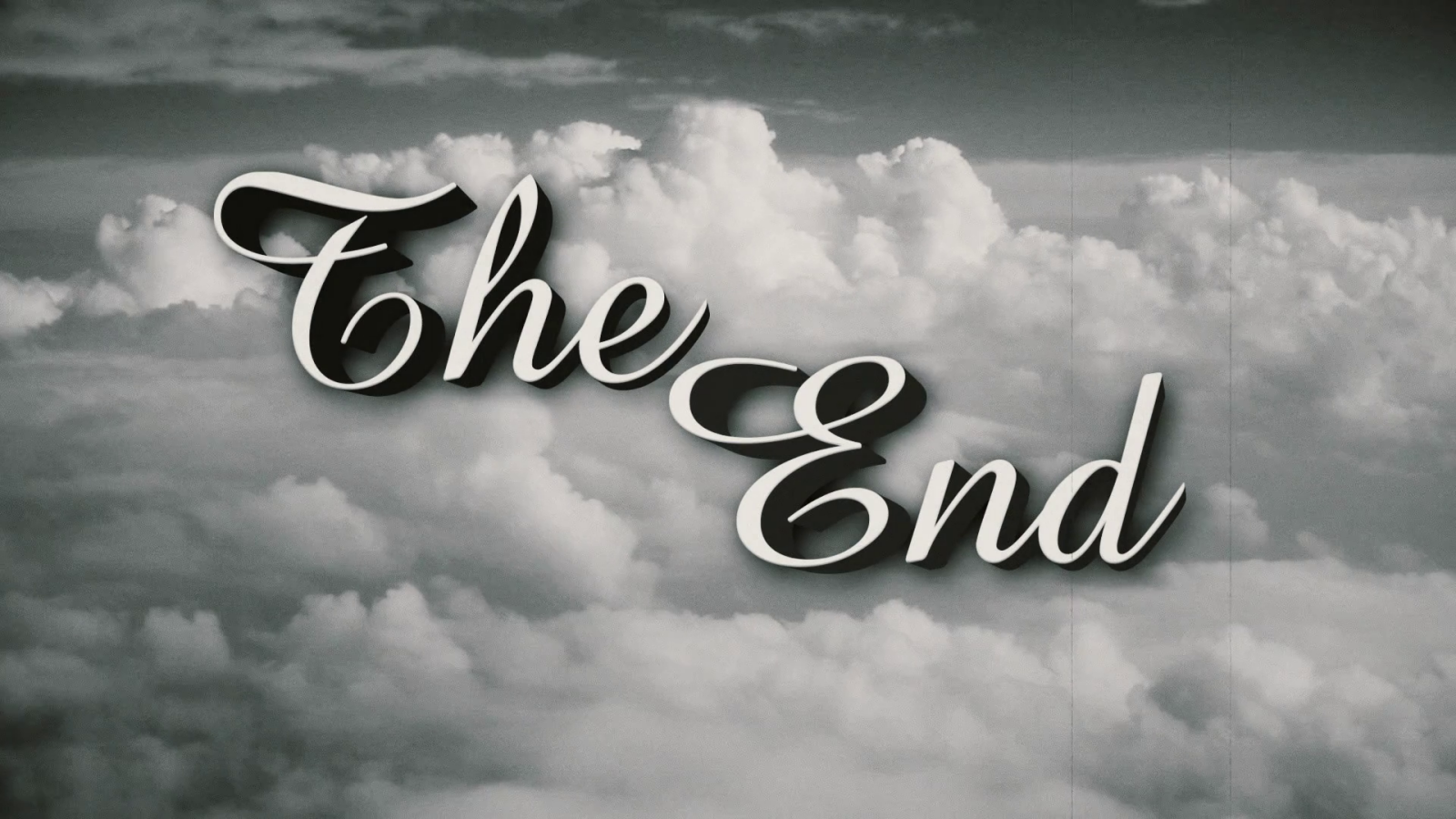 videoblocks a retro old fashioned wizard of oz style the end movie or film end title page includes three distressed film options plus normal clean version blyaml72x thumbnail full09