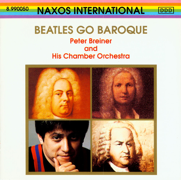 "N-vivo propone. Beatles Go Baroque ""Michelle"""
