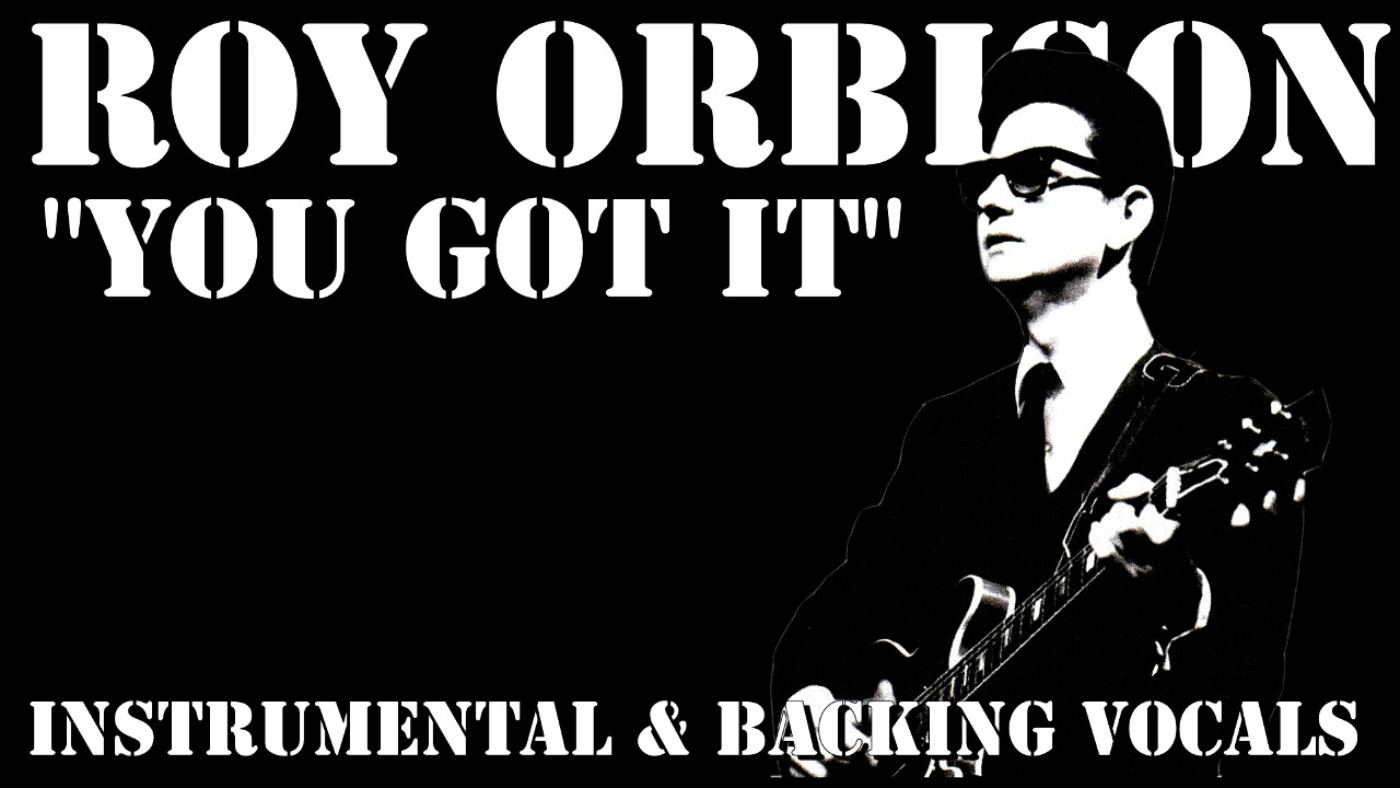 "N-vivo propone. Roy Orbison ""You Go It"""