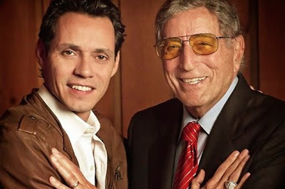 tony bennett marc anthony for once life